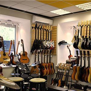 Музыкальные магазины Богородицка