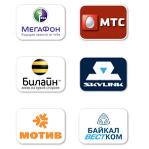Операторы сотовой связи Богородицка