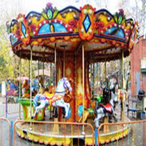Парки культуры и отдыха Богородицка