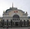 Железнодорожные вокзалы в Богородицке